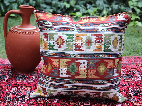 HANDMADE KILIM FABRIC CUSHION