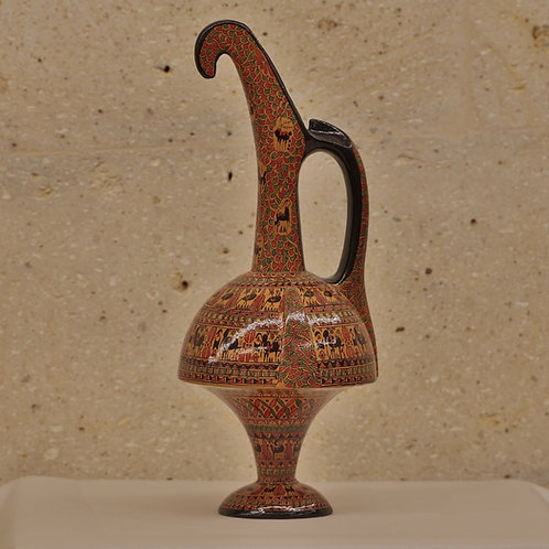 EXCLUSIVE HOOK TURKISH CERAMIC VASE, 40 cm