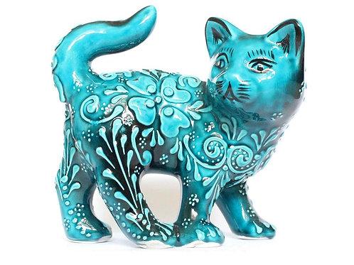 TURKISH CERAMIC KITTEN / CAT, 002