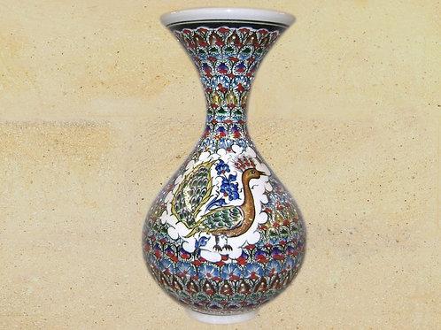 EXCLUSIVE TURKISH CERAMIC VASE, 40 cm