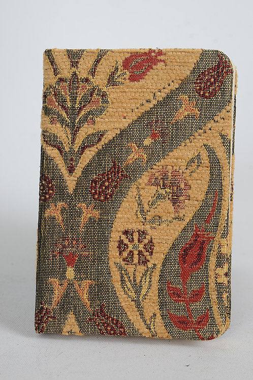SMALL TURKISH KILIM NOTE BOOK, 005