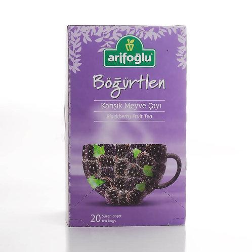 TURKISH BLACKBERRY TEA