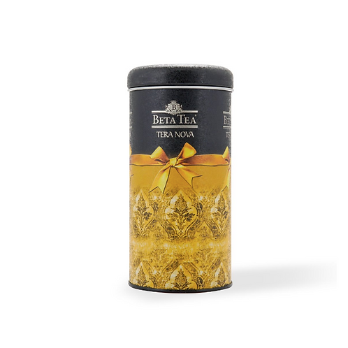 TURKISH BLACK TEA WITH LEMON FLAVOUR, 75 gr