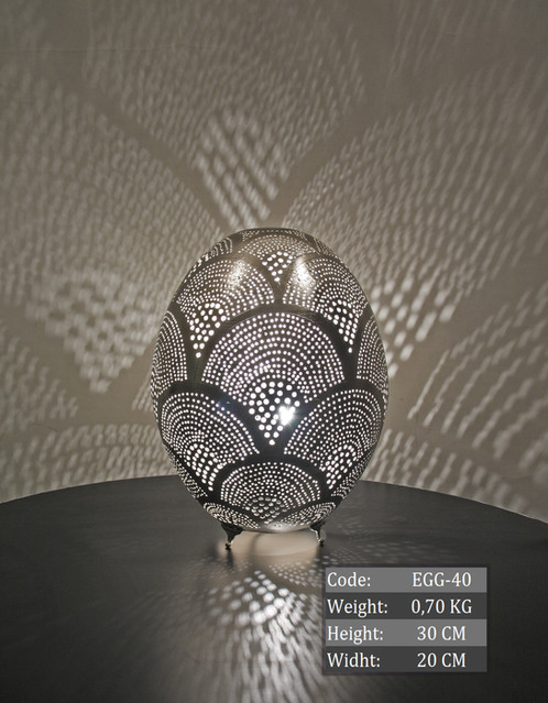 Unique large moroccan table lamp aloadofball Images