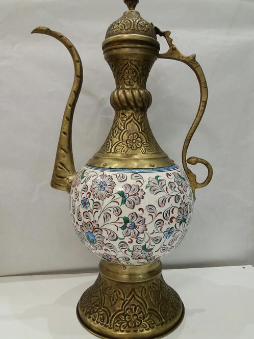 TURKISH CERAMIC IBRIK, 40 cm