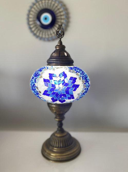 LARGE MOSAIC TABLE LAMP, 052