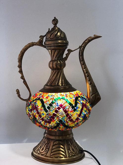 MOSAIC EWER LAMP, MULTI 009
