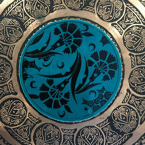 TURKISH CERAMIC COASTER