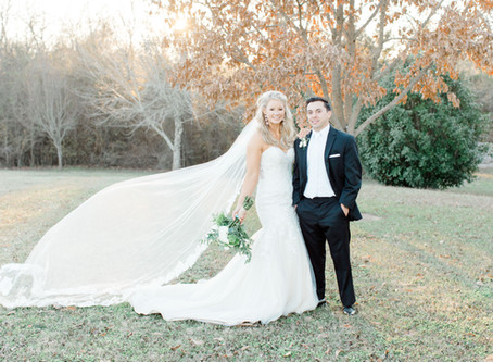 Mr. & Mrs. Calandra | Double Creek Crossing