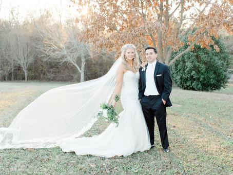 Mr. & Mrs. Calandra   Double Creek Crossing