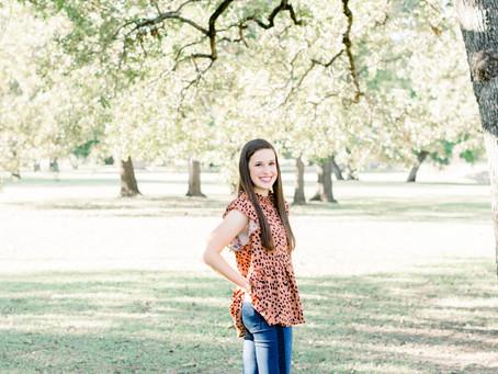Callie Gilman | Senior