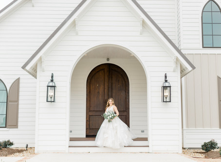 Caitlin | Bridal Session