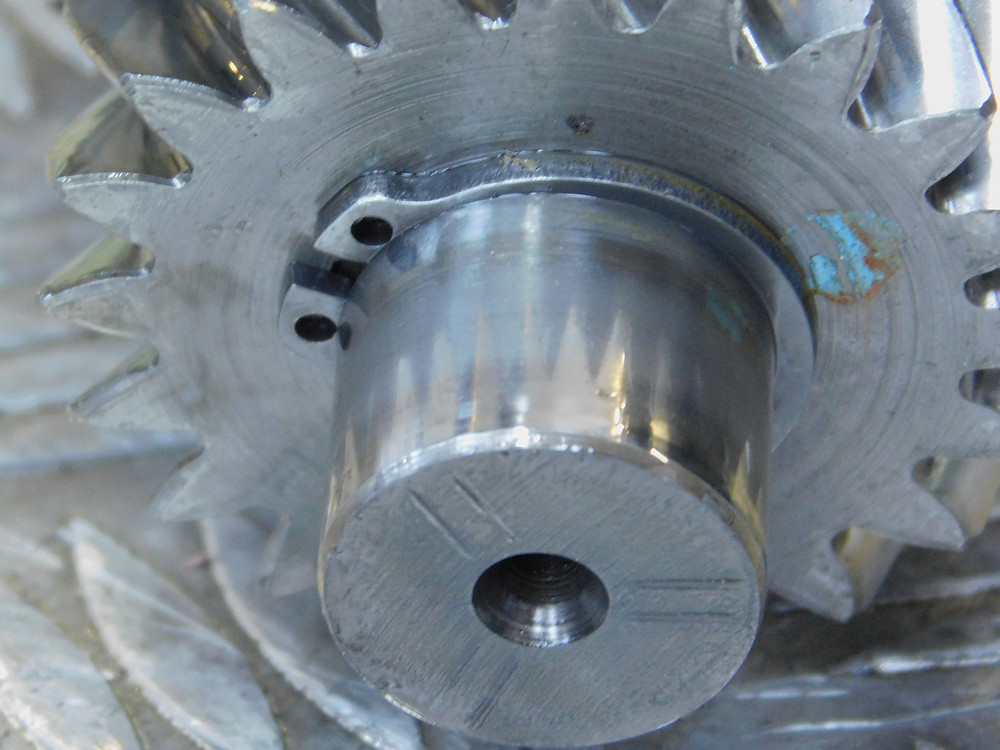 F17 Gearbox Output Shaft Damage