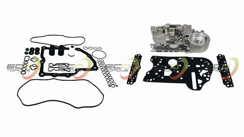 0AM DQ200 DSG MECHATRONIC GASKET & SEAL OVERHAUL KIT INC UPGRADED VALVE BODY