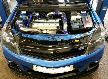 Eco Torque Ltd | Vauxhall Astra H VXR | Clutch & Flywheel Replacement