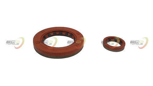 Ford Powershift DPS6 Dry Dual Clutch Updated Input Shaft Seals.