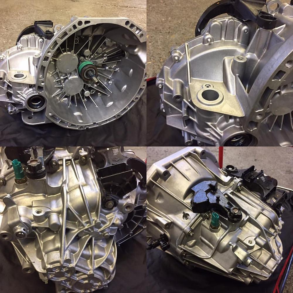 Vivaro Gearbox