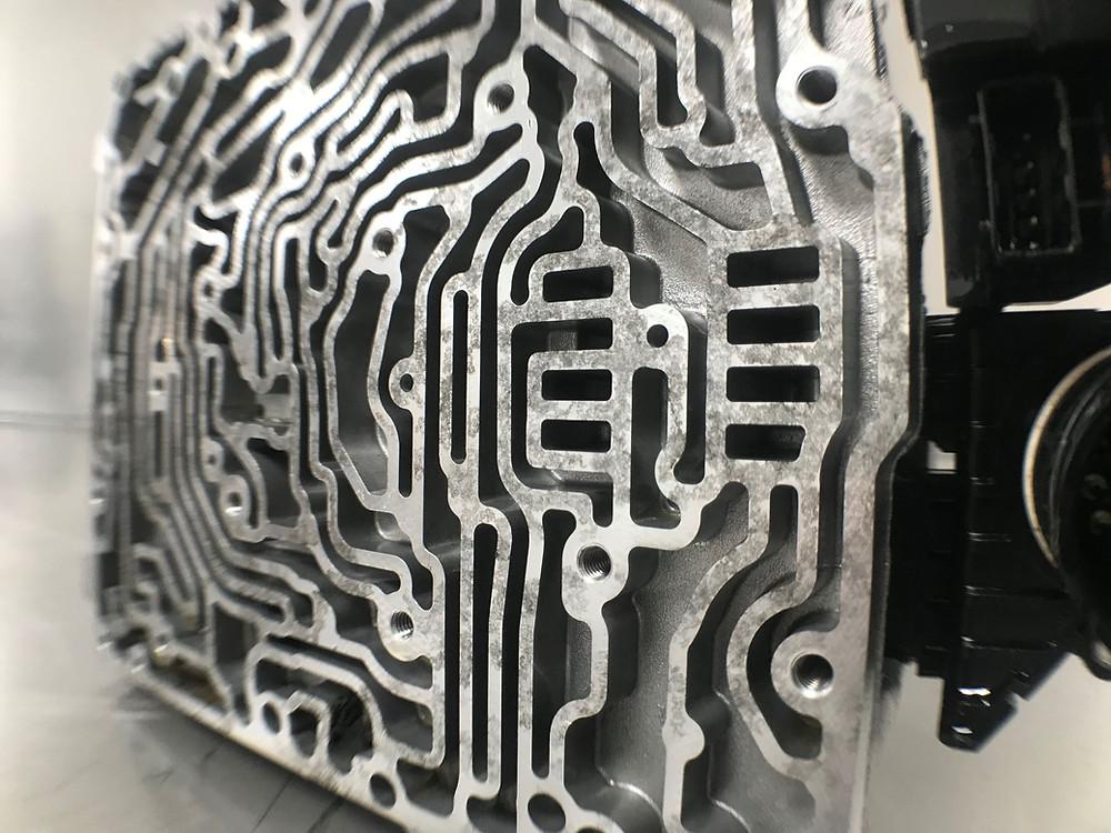 Ford/Volvo Semi Automatic Mechatronic Valve Body Powershift Repair