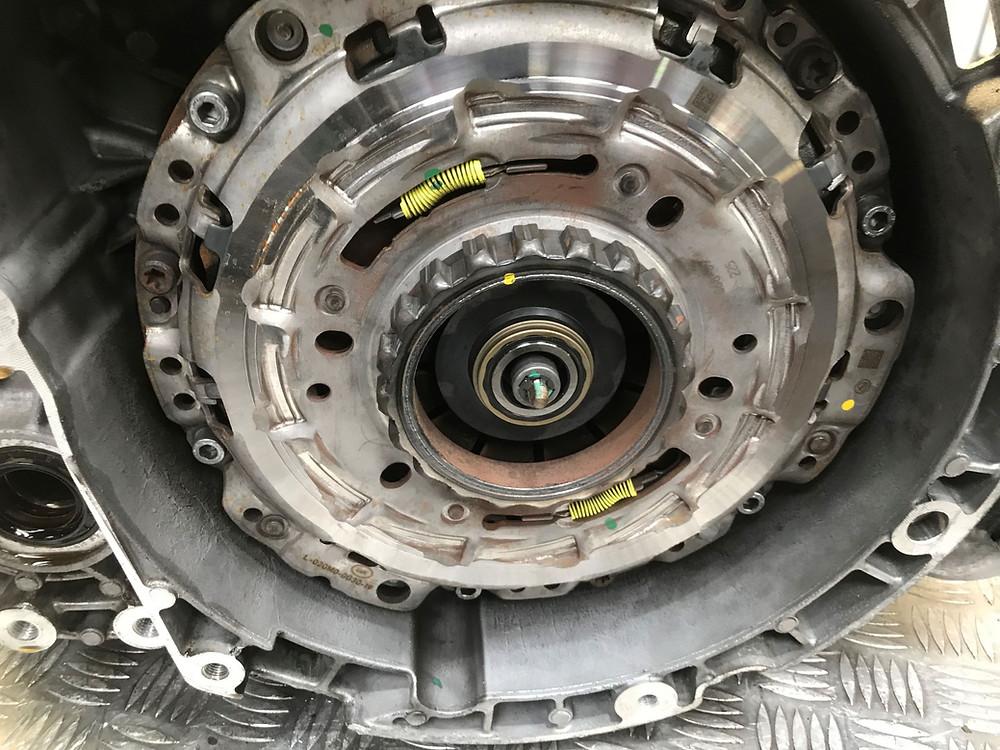 Fiat FPT DDCT C635 Dual Clutch Gearbox Repair 55253082 55257198