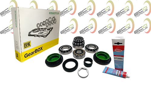 TYPE 168 REAR DIFFERENTIAL BEARINGS AND SEALS KIT