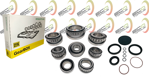 0A5 6SPEED GEARBOX BEARINGS AND SEALS REBUILD KIT