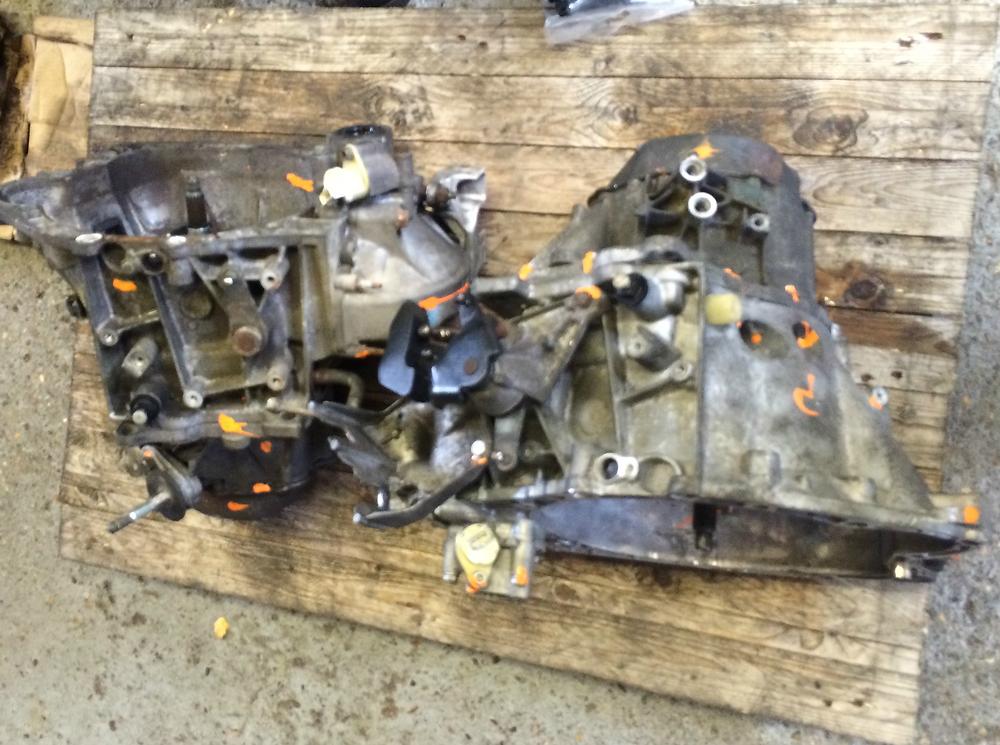 Used Gearbox Eco Torque