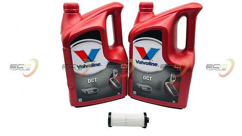 Powershift DCT450 MPS6 Oil Service Kit Inc ExternalOil Filter- Ford Volvo