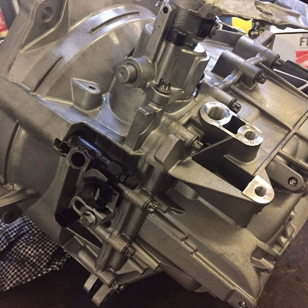 Alfa Romeo M32 6 Speed Gearbox Reconditioned Eco Torque Ltd