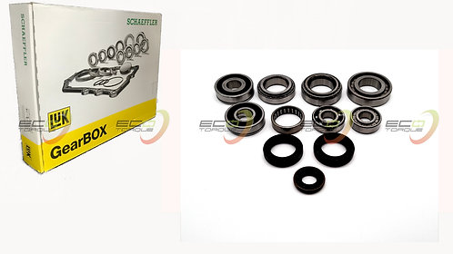 C514.6 6 Speed Manual Alfa Romeo Fiat Gearbox Rebuild Bearing Seal Kit 462023710