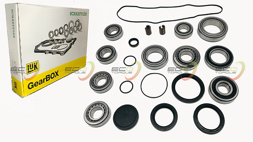 0AM 7 Speed Dual Clutch LUK Bearing Seal Repair Kit Audi Seat Skoda VW 462005710