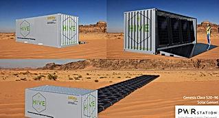 PWRstation Genesis 1.5kWp Opening