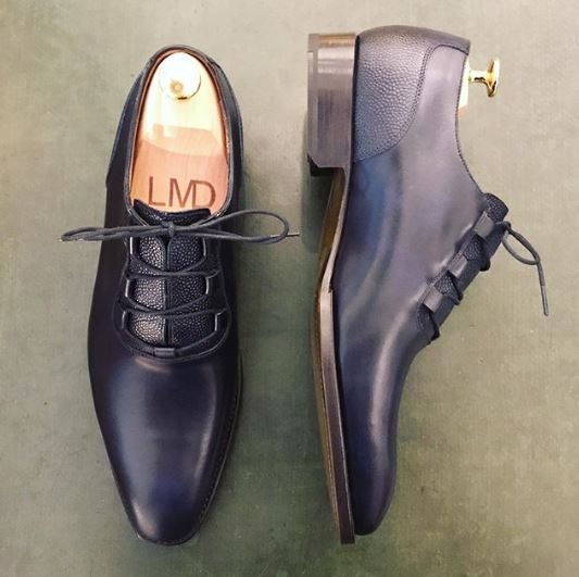 Le Majordome tailor made shoes 5