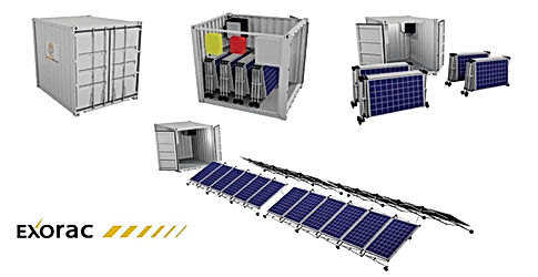 PWRstation mobile solar solutions
