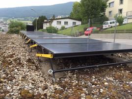 France 3 - Inventer Demain 2015 : Photovoltaïque pré assemblé et mobile