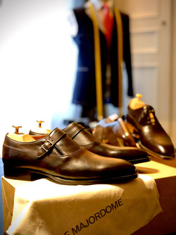 Le Majordome tailor made shoes 1