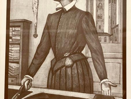 Omobono de Cremona - Saint patron des Tailleurs