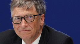 Bill Gates and investors worth $170 billion are launching a fund to fight climate change through ene