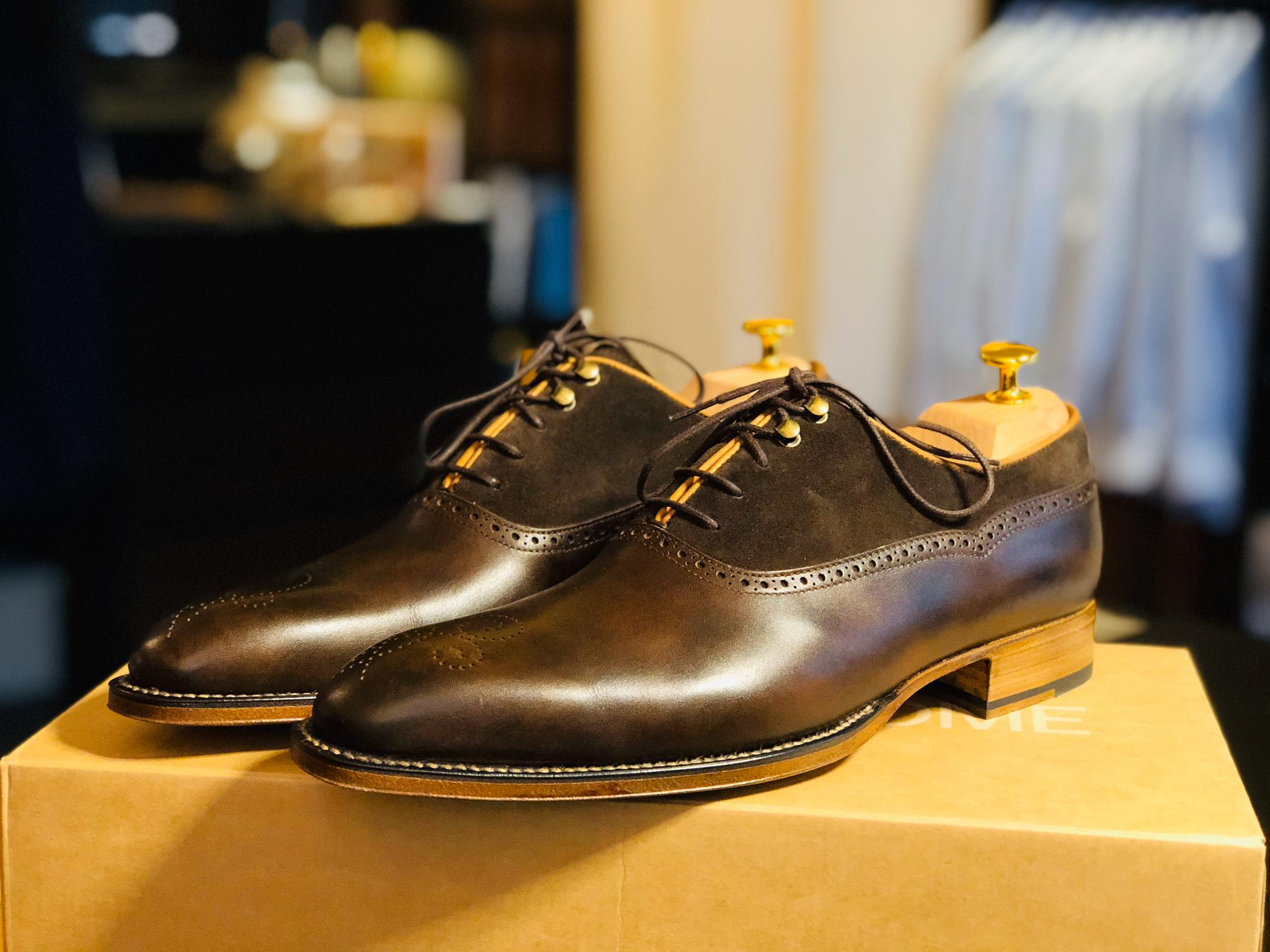Le Majordome tailor made shoes 3