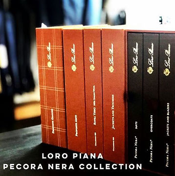 Loro Piana Pecora Nera and Winter 2018.J