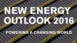 BLOOMBERG - NEW ENERGY OUTLOOK 2016