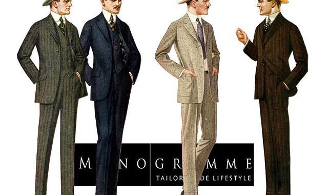 Timeless style!__#monogramme #monogramme