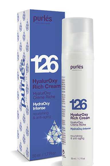 126 HyalurOxy Rich Cream