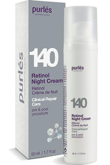 140 Retinol Night Cream 0,5%