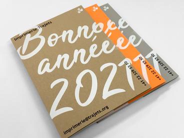 Cartes de Voeux 2021