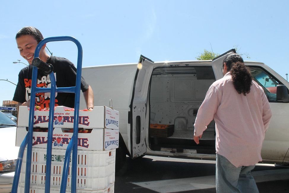 Mandela Foods Distribution.JPG