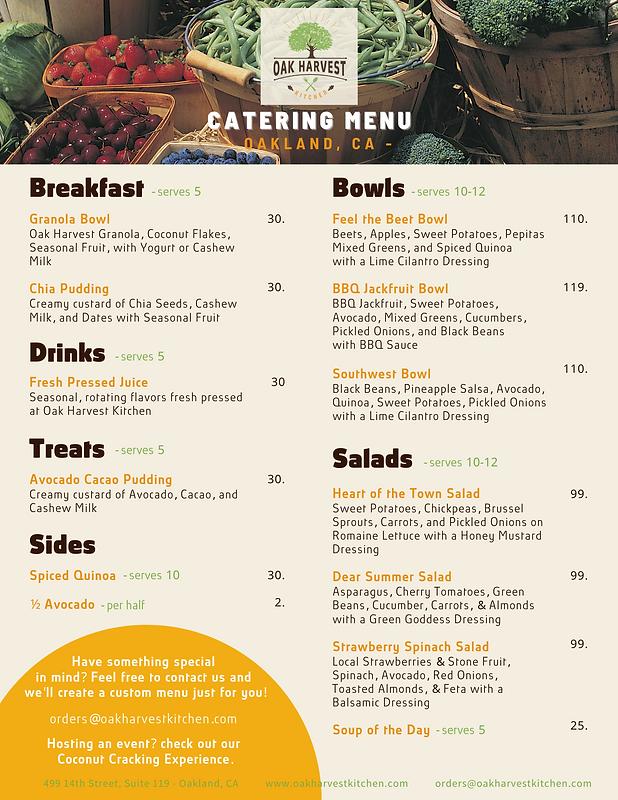 Oak Harvest Kitchen - Catering Menu (SUMMER 2021).png
