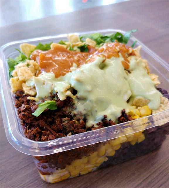 Da Town Taco Salad