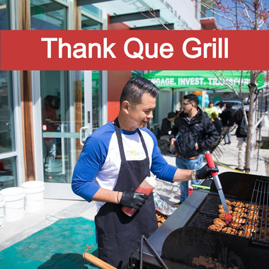Thank Que Grill