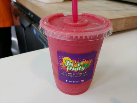 F*** Breast Cancer Smoothie