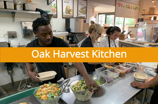 Oak Harvest Kitchen